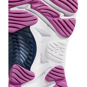 asics Gel-Nimbus 23 Shoes Women, grand shark/digital aqua